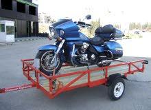 مقطورات دراجات و ATV
