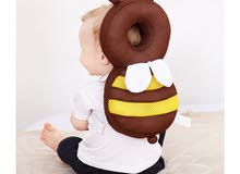 New Baby Toddler Headrest Anti-Fall Soft Breathable Mesh Children's Anti-Fall Cushion