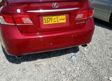 Used 2012 Lexus ES for sale at best price