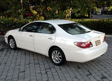 Used condition Lexus ES 2003 with +200,000 km mileage