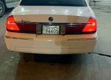 Available for sale!  km mileage Ford Crown Victoria 2002