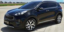 Sportage for rent