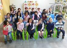 مطلوب مدرسة فصل ومشرفة نظافة ومدرسة رياض اطفال / جنزور