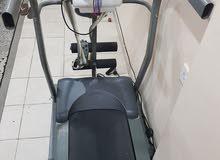 جهاز مشي وجري treadmill