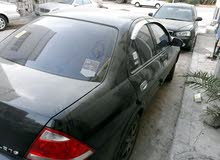 Automatic Black Nissan 2007 for sale