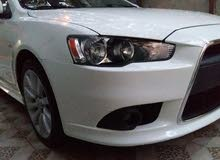 White Mitsubishi GT 3000 2010 for sale