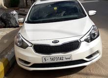 Gasoline Fuel/Power   Kia Cerato 2014