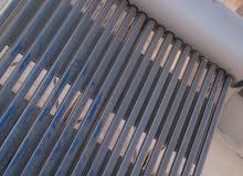 سخان شمسي مستعمل للبيع