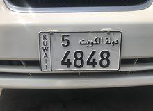 لوحة سيارة شبابيه للبيع