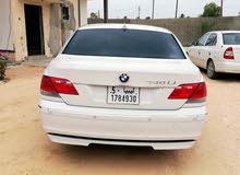 Used condition BMW 740 2008 with 120,000 - 129,999 km mileage