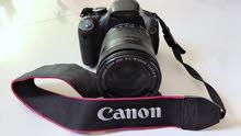 Canon 600D for sale للبيع كاميرا كانون مستعمله