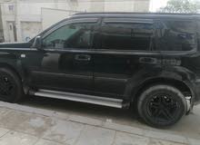 2006 Used X-Trail with Manual transmission is available for sale