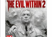 The Evil Within 2 (newly released)