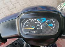 دراجة منغولي خط واحد. اقرة الوصف