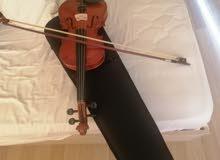 ابحث عن معلم او معلمة للعزف على الكمان وعالبيانو .. درس خصوصي