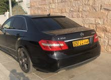 Used condition Mercedes Benz E350e 2010 with  km mileage
