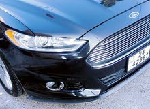 Ford Fusion 2014 For Rent - Black color