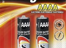 batteries aaaa