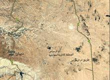 ارض عشر دونم للبيع او البدل جنوب عمان