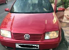 Automatic Red Volkswagen 2003 for sale