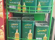 زيت زيتون الحسن توصيل داخل الرياض