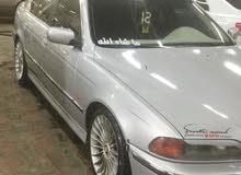 للبيع آو بدلBWM  540 موديل 2000 ملكيه سنه
