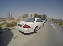 Mercedes CL500 2002 Coupe, with a 5.0L V8 engine 306HP