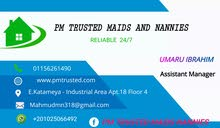 PM TRUSTED maids and nannies