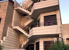 للبيع عمارة 3 طوابق في اليرموك
