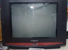 تلفزيون  24 بوصة شاشة مسطحة