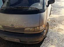 تويوتا بريفيا بيع او استبدال بسيارة صغيرة