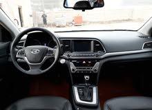 Used condition Hyundai Elantra 2018 with 1 - 9,999 km mileage