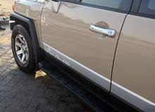 Toyota FJ Cruiser 2015 For sale - Beige color