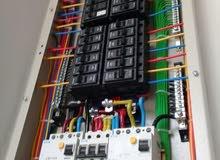 فنى كهربائى تمديدات قسائم شقق صيانة عامةDBكيبكل65636345