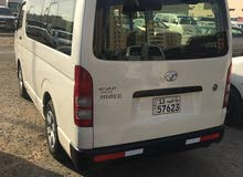 For sale 2015 White Hiace
