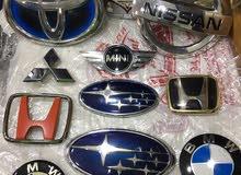 شعار و لوجو سيارات أصلي Cars emblems / Badges بحالة ممتازة