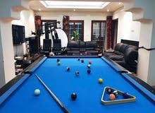 7ft 8ft & 9ft billiardr table