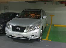 pathfinder 2013 in very good condition, accident free, agency maintenance till 2021 and warranty