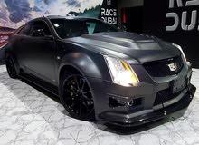 Cadillac CTS V 6.2 Supercharged 2011 GCC