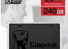 هارديسك SSD من نوع Kingston  240 جيجا