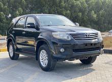 Toyota Fortuner 2012 V4 Last Price Ref#656