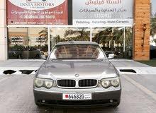 2004 BMW LI 745