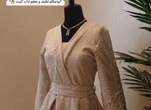 فستان جدييدد لم البسه ولا مره بسعر رمزي بسيط!!!