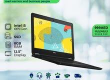 Dell Latitude E7270 (Core i5) - FREE Delivery Nationwide – [FIXED PRICE]