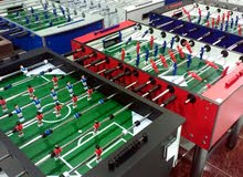 Coin Soccer Table .Foosball