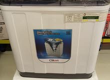 offer: Clikon washing Machine Twin Tub semi-automatic-7KG  2years werrenty