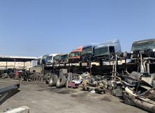 All kind of trucks used parts are available with us