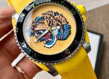 Tiger watch 40mm yellow