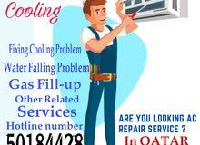 A-J cooling Qatar