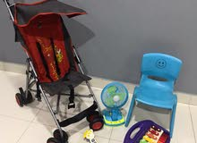 Kids Toys and  Stroller